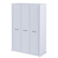 Шкаф для одежды, 3-х дверный AQ-BNC-9