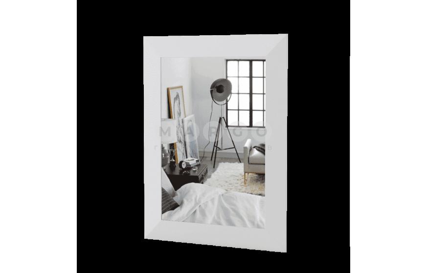 Зеркало 1200 белый глянец AQ-KTW-1: фото - Margo.ua