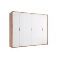 Шкаф 6 дверей без зеркал MM-AST-137