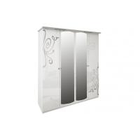 Шкаф 4 двери MM-BGM-548
