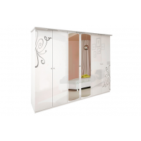 Шкаф 6 дверей MM-BGM-552