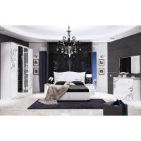 Спальня MM-BGM-522 Глянец Белый