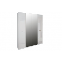 Шкаф 4 двери MM-BL-857