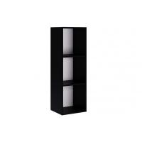Стеллаж открытый MM-BX-721 Глянец Черный