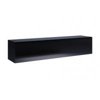 ТВ тумба MM-BX-743 Глянец Черный