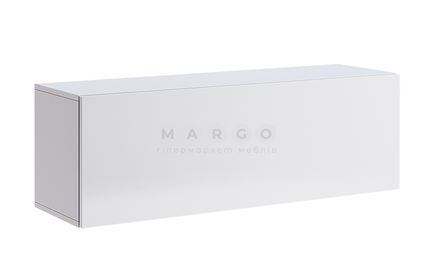 Стенка MM-BX-700 Глянец Белый / Глянец Черный: фото - Margo.ua