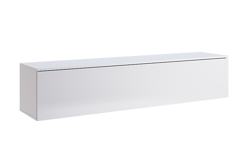 ТВ тумба MM-BX-742 Глянец Белый