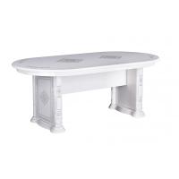 Стол обеденный MM-CHG-766 Глянец Белый