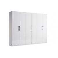 Шкаф 6 дверей без зеркал MM-FML-468