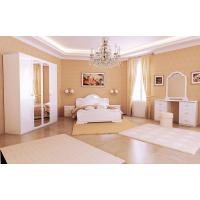 Спальня MM-FTR-671 Глянец Белый