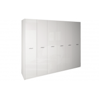 Шкаф 6 дверей без зеркал MM-IMP-232