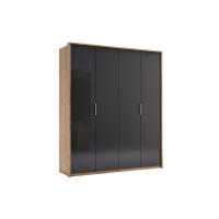 Шкаф 4 двери без зеркал MM-LNA-281