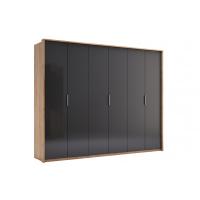 Шкаф 6 дверей без зеркал MM-LNA-283
