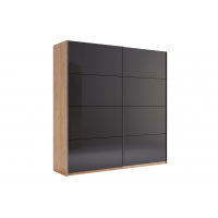 Шкаф-купе 200 см ( двери мат скамья ) MM-LNA-286