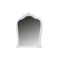 Зеркало навесное MM-LZA-247 Глянец Белый