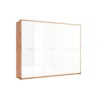 Шкаф 6 дверей без зеркал MM-NK-311
