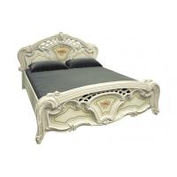 Кровать двуспальная MM-RJA-920 Радика Беж
