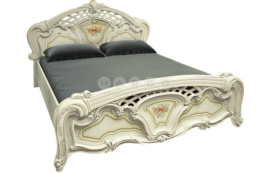 Кровать двуспальная MM-RJA-911 Радика Беж: фото - Margo.ua
