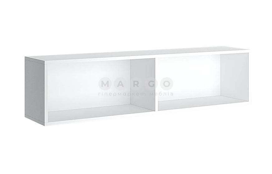 Полка MM-RMA-33 Глянец Белый: фото - Margo.ua