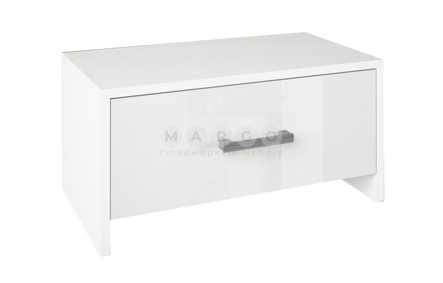 Спальня MM-RMA-389 Глянец Белый: фото - Margo.ua