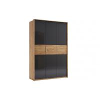 Шкаф 3 двери без зеркал MM-RMN-352