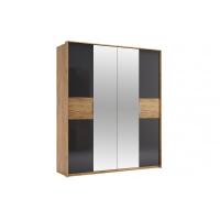 Шкаф 4 двери MM-RMN-353