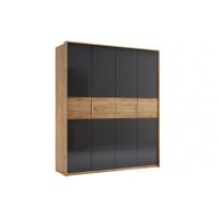 Шкаф 4 двери без зеркал MM-RMN-354