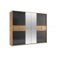 Шкаф 6 дверей MM-RMN-355