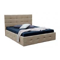 Кровать двуспальная MM-BRS-76 Бежевый