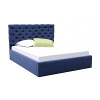 Кровать двуспальная MM-CFY-72 Синий