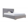 Кровать двуспальная MM-LLU-67 Серый: фото - Margo.ua