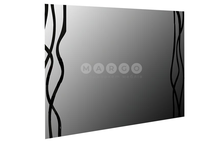 Спальня MM-TRR-413 Глянец Белый-Черный Мат: фото - Margo.ua