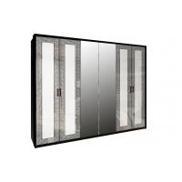 Шкаф 6 дверей MM-VLA-194
