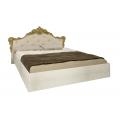 Кровать двуспальная MM-VTR-169 Бежевый: фото - Margo.ua