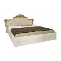 Кровать двуспальная MM-VTR-166 Бежевый