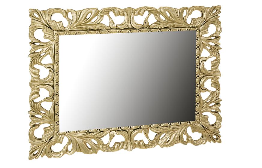 Дзеркало навісне MM-PIN-954 Золото