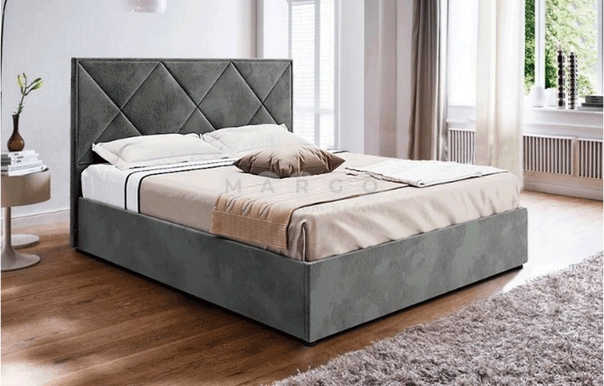 Кровать двуспальная GS-DNV-13: фото - Margo.ua