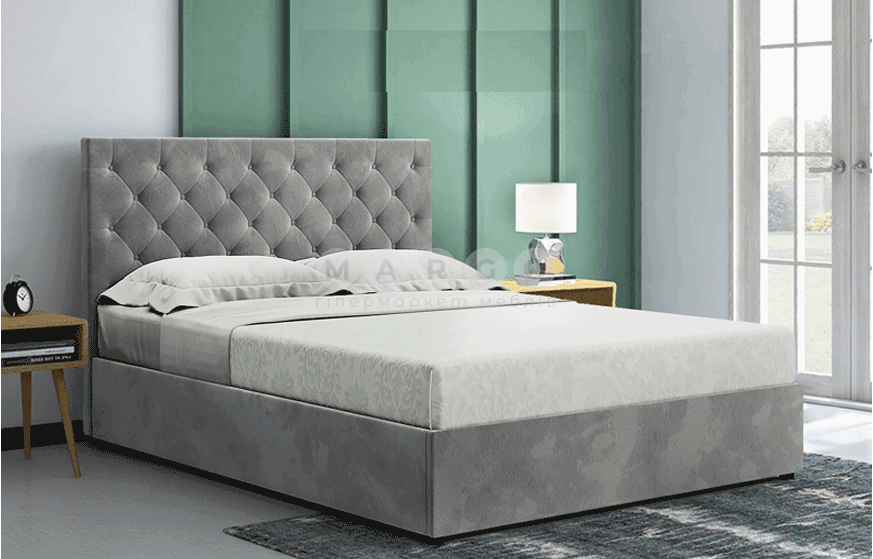 Кровать двуспальная GS-MTN-15: фото - Margo.ua