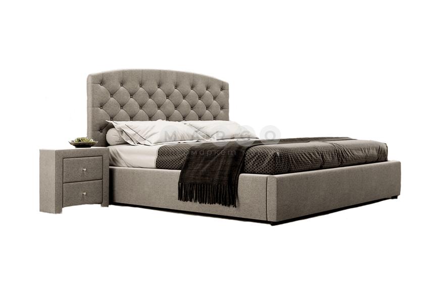 Кровать двуспальная GS-MTN-27: фото - Margo.ua