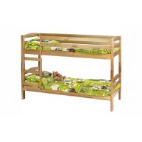 Кровать односпальная 37530 ольха
