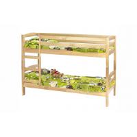 Кровать односпальная 37530 сосна