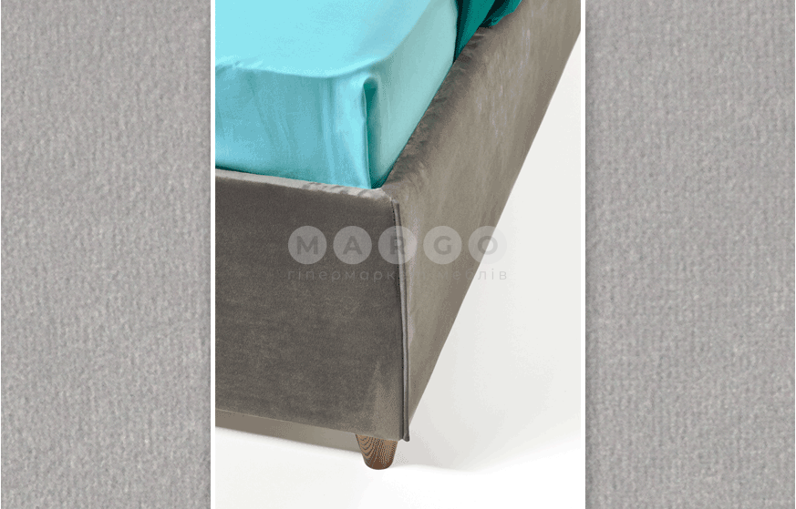 Кровать двуспальная RE-LN-2: фото - Margo.ua