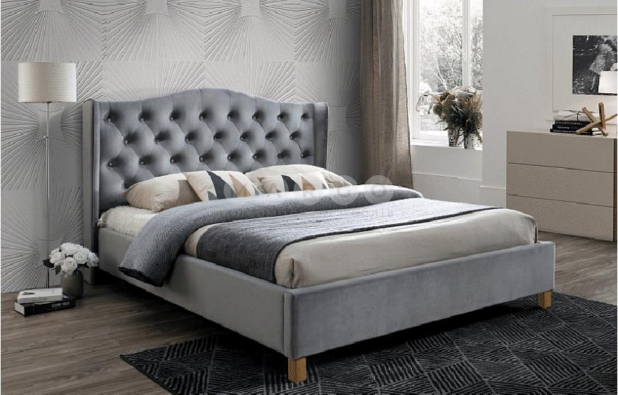 Кровать двуспальная SGL-APNV-467: фото - Margo.ua