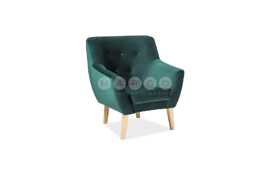 Кресло мягкое SGL-NRDV-1029: фото - Margo.ua