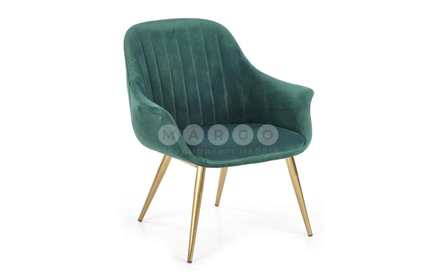 Кресло ELEGANCE 2 зеленый 79: фото - Margo.ua