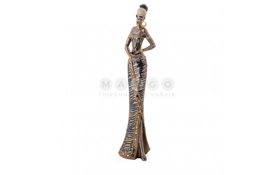 Декоративна фігурка Afribowl: фото - Margo.ua