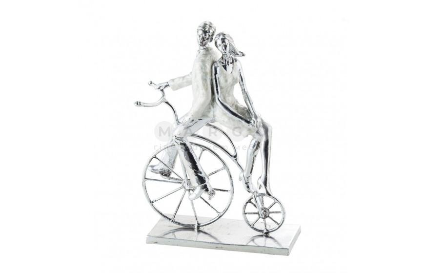 Декоративная фигурка BicycleCouple: фото - Margo.ua