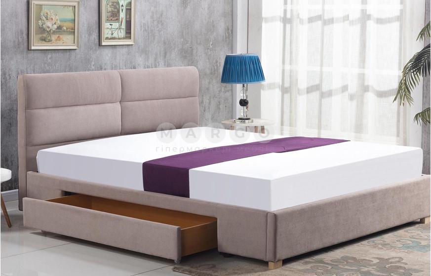Кровать MERIDA 160 бежевый 95: фото - Margo.ua