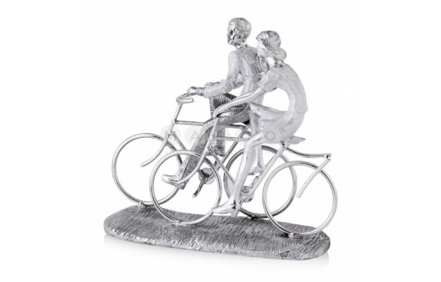 Декоративная фигурка Bikecouple: фото - Margo.ua