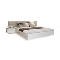Кровать 1,8 с тумбами прикроватными и банкеткой RONDINO